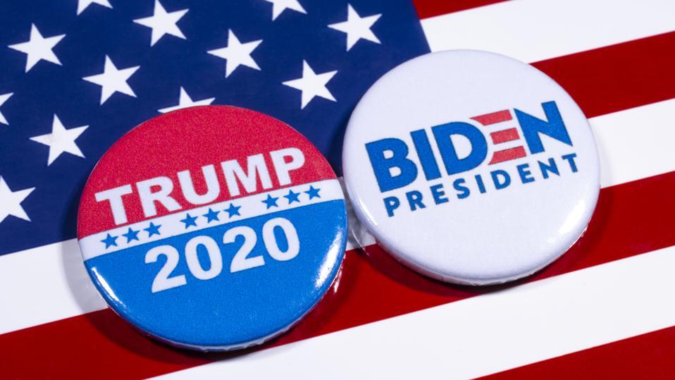 Trump vs Biden election