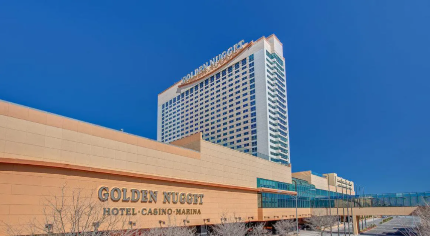 Golden Nugget Atlantic City casino