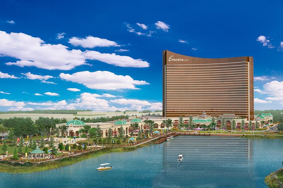 Encore Boston Harbor Casino, MA