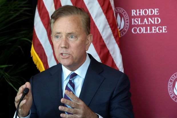 Ned Lamont, Connecticut Governor